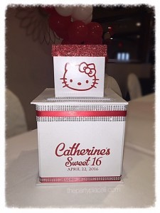 hello kitty card box