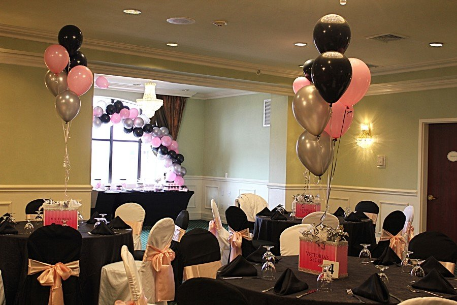 Sweet Sixteen Decor