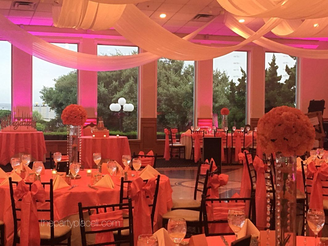 Coral Sweet 16