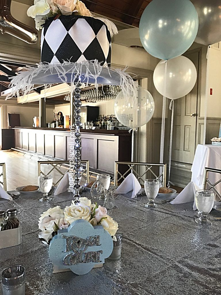 Alice In Wonderland Centerpiece The Party Place Li Specialists