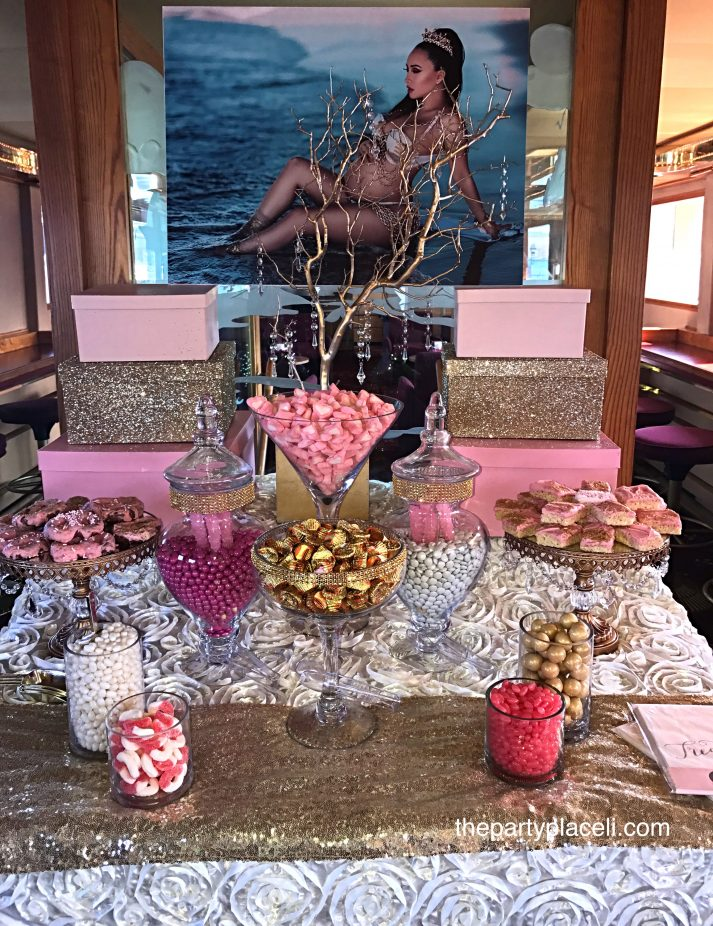 Baby Shower Candy Buffet The Party Place Li The Party Specialists