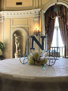 Cinderella Carriage Centerpiece