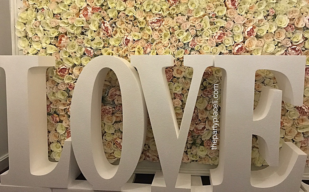 Love Letters Perfect For A Wedding Prop Or To Hold Table