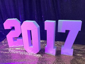 2017 Giant Letters