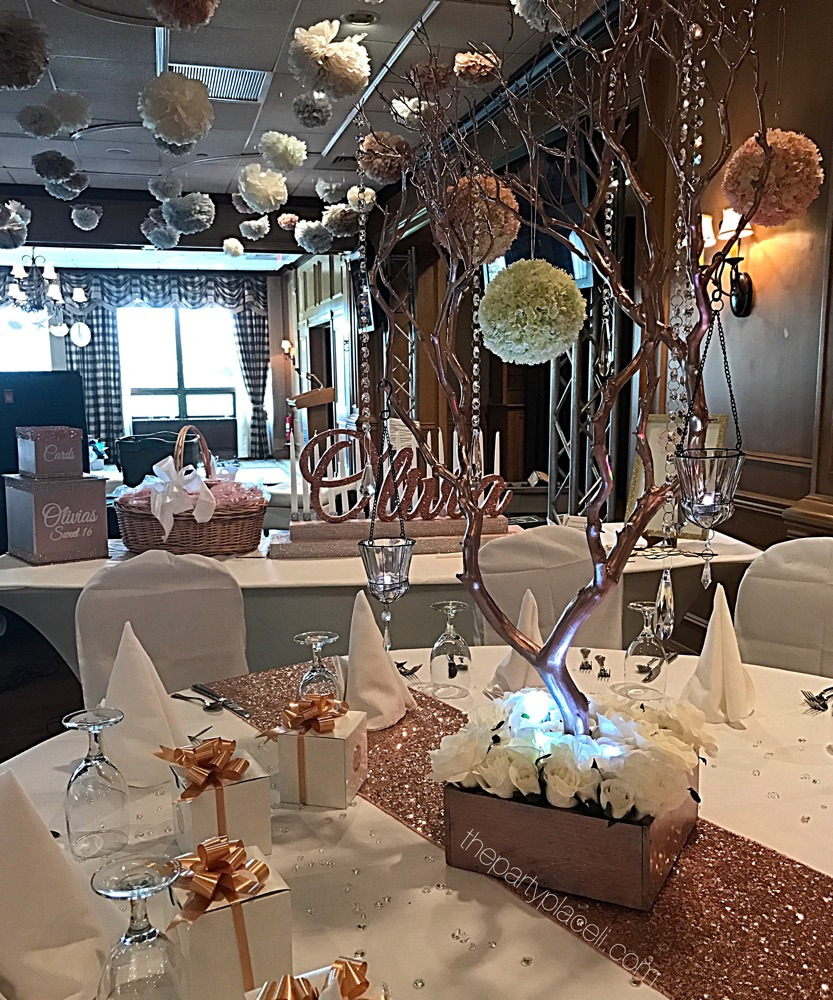 1f9524518e5e Eiffel tower vase feather centerpieces: $599 for 10 tables! call today for  details 631-675-6003