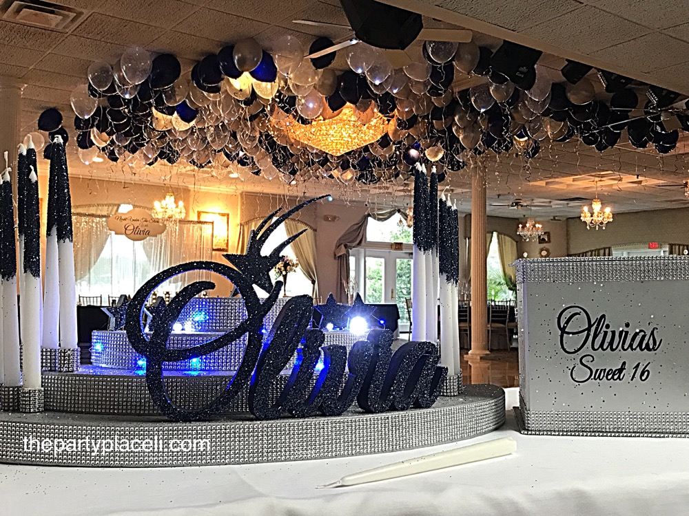 Sweet Sixteens The Party Place Li The Party Specialists